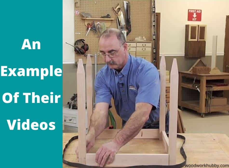 Woodworkers Guild Of America Videos