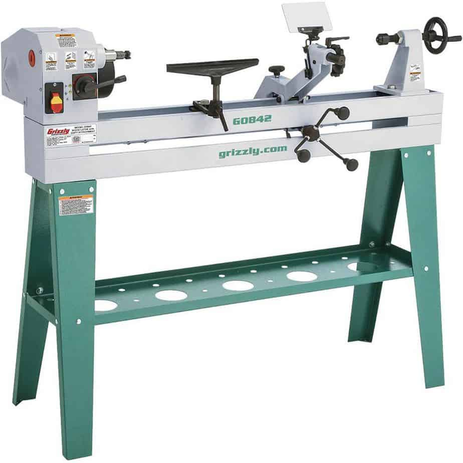 Grizzly G0842 Wood Lathe